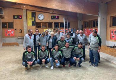 BBPV-Pokalsieger 2019 – Wir gratulieren dem 1. BC Happy Metal Heubach