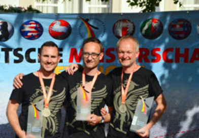 Gratulation an die Vizemeister der DM Triplette in Bad Pyrmont