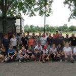 Trainingswochenende der BaWü Jugend in Ludwigshafen Edigheim