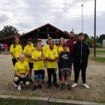 Offene hessische Jugend-Landesmeisterschaft 3:3 in Geinsheim am 10.08.2019  - Ergebnis