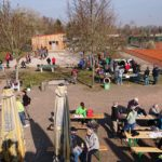 Landesmeisterschaft Frauen Doublette bei der TSV Badenia Feudenheim