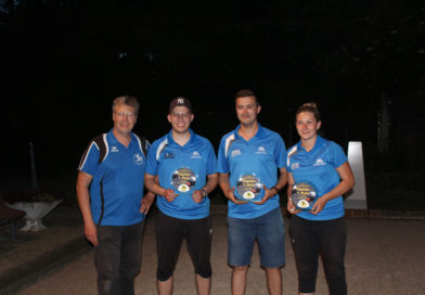 Landesmeisterschaft Triplette am 01.06.2019 – BC Achern – Bericht