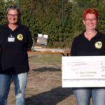 DPV Frauenprojekte - Preis erhalten