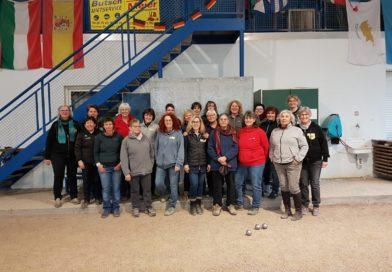 Stützpunkttraining Frauen / Schiessen