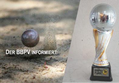 BBPV-Pokal – Vorbereitung