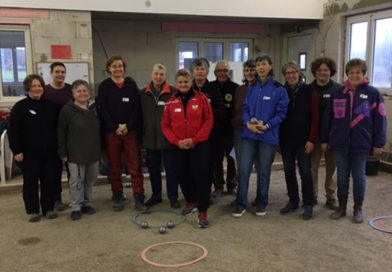 Einladung zum Pétanque-Frauentraining in Schwarzwald-Oberrhein