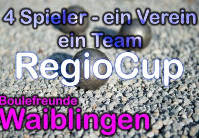 RegioCup – eine weitere Spielform